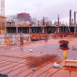 Deck of the Strand Before Concrete