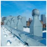 natural ventalation turbines